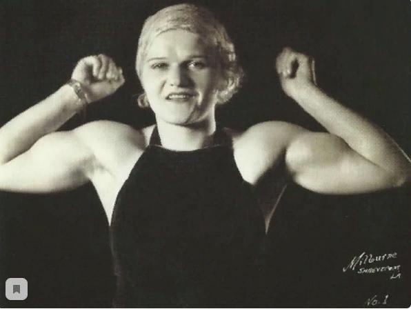 Первые женщины-бодибилдеры — какие они? Фото XX столетия.