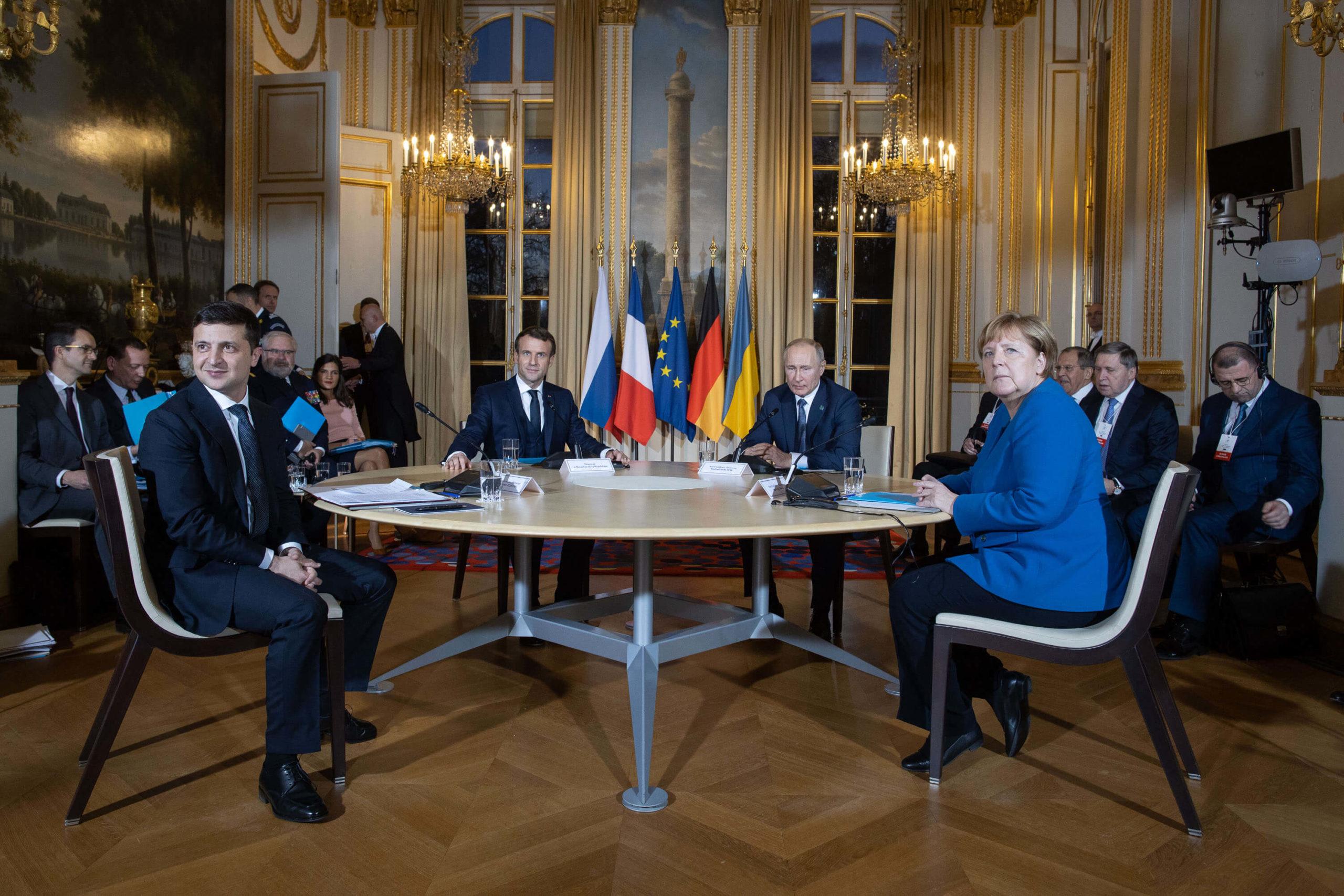 Как прошел Саммит в Париже? О чем договорились Украина, Россия, Франция и Германия?