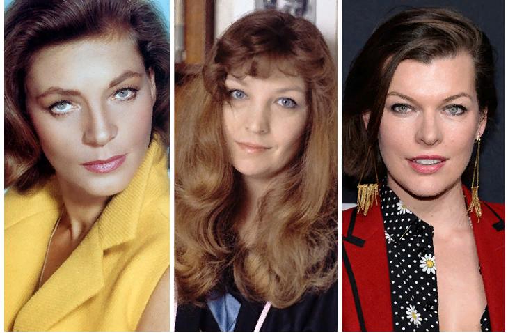 40-летние женщины разных эпох: сравниваем фото знаменитостей