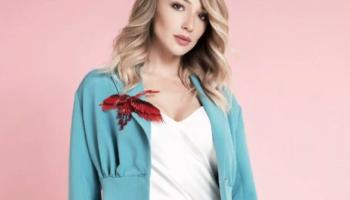 Анастасия Ивлеева теперь уже «не розовая»