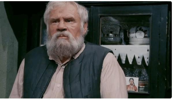 """Иван Рыжов - """"дедушка"""" советского кино. А вы знали его молодым?"""