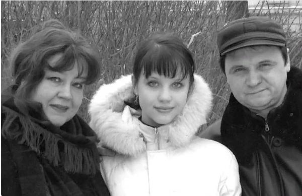 Ольга Самошина и ее жизнь с известным актером