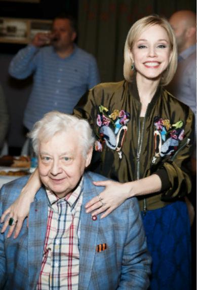 Как сегодня живет Марина Зудина - супруга Олега Табакова