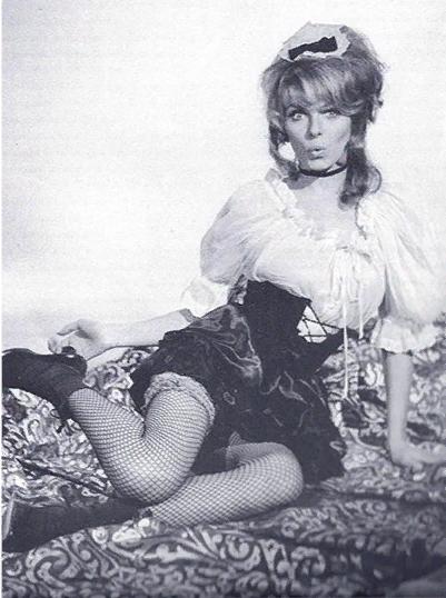 Юлия Эге и ее кинороли в далекие 70-е годы