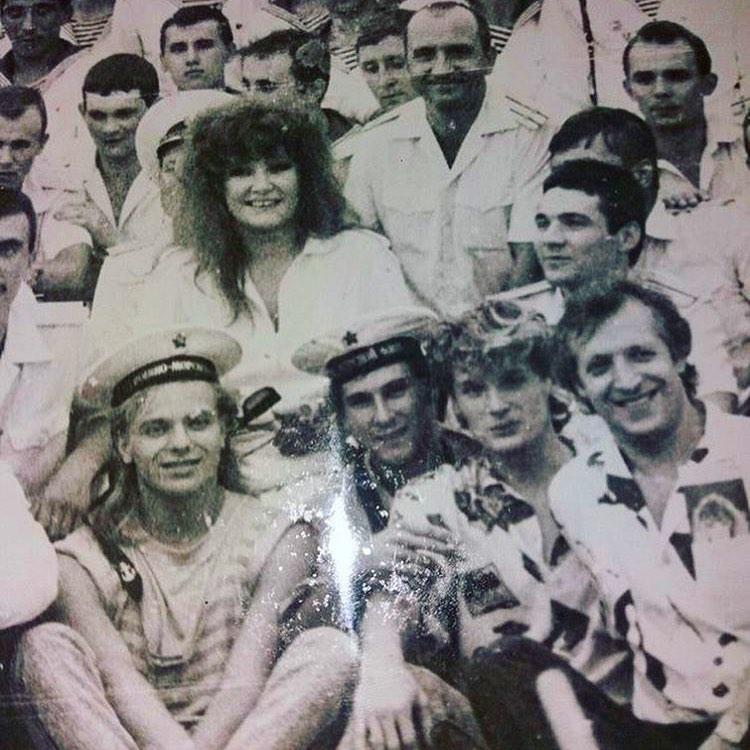 Пресняков опубликовал фото из личного архива с Аллой Пугачевой