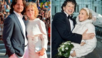 Как выглядело венчание отечественных звезд. Не все видели эти фотографии