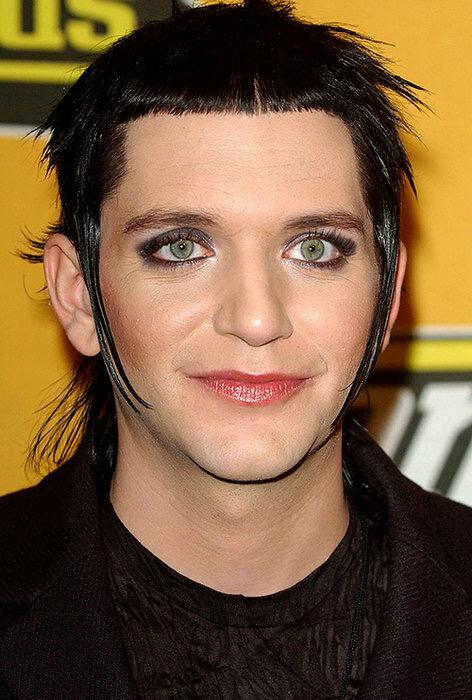 Мужчины - любители макияжа. Такие бывают?