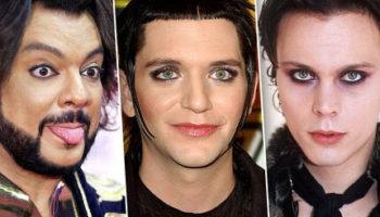 Мужчины — любители макияжа. Такие бывают?