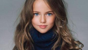 Самая красивая девочка в мире — Кристина Пименова. Какая она сегодня?