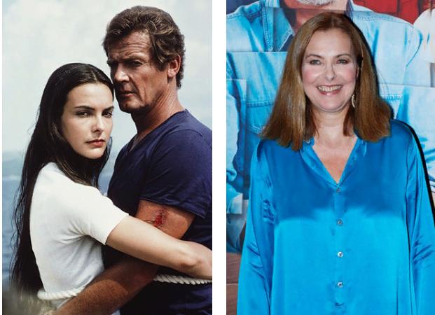 Секс-символы 70-х годов: какие актрисы сегодня? Часть II