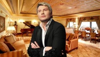 Какая у золотого голоса России Николая Баскова недвижимость
