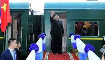 The Sun узнала о бронепоезде Ким Чен Ына и его кутежах с девственницами
