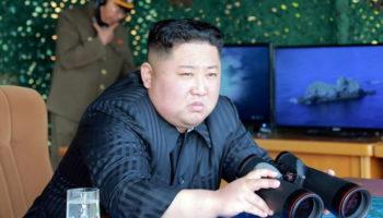 Глава Северной Кореи Ким Чен Ын в тяжёлом состоянии
