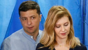 Супруга Зеленского заразилась COVID-19