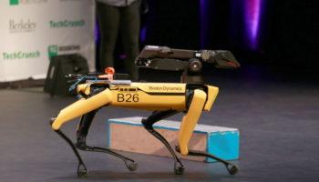 Робособака от Boston Dynamics поступила в продажу