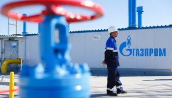 «Газпром» демонтирует трубы для поставки газа в Украину