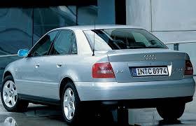 Ауди А4: особенности выбора автомобиля с пробегом