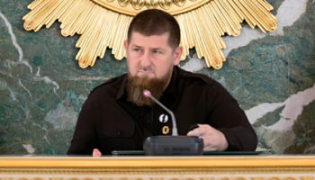 Рамзан Кадыров внесён в чёрный список США