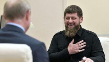 Кадыров предложил сделать Путина пожизненным президентом
