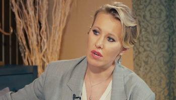 Ксения Собчак рассказала, почему во втором браке мужчины выбирают молоденьких