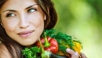 Список продуктов, помогающих сохранить молодость и красоту